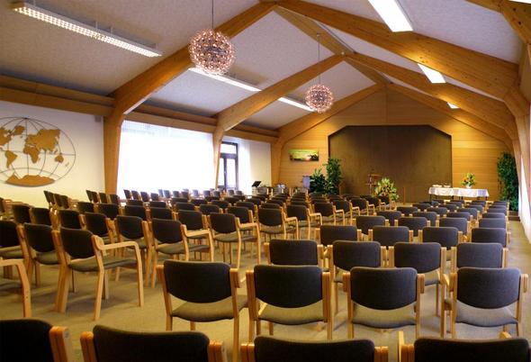 So sieht eine Königreichssaal von innen aus - (Gott, Jehova)