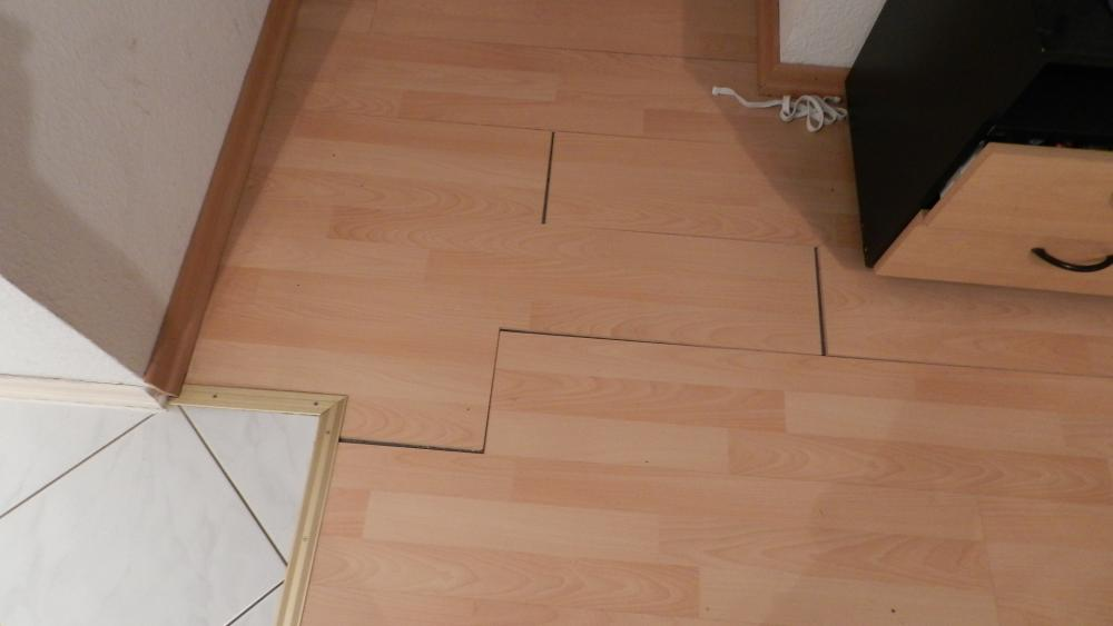 gro e sch den in der wohnung reparatur mangel. Black Bedroom Furniture Sets. Home Design Ideas