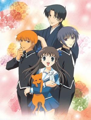 Fruits Basket - (Anime, romantisch)