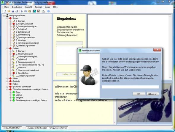 CNC-Schnittdatenrechner für Praxis, Ausbildung und Weiterbildung. - (Bildung, Metall, Formelsammlung)
