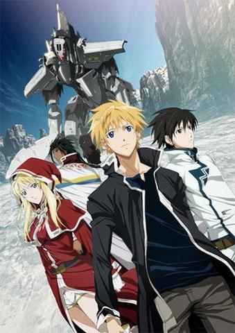 Break Blade - (Anime, Roboter)