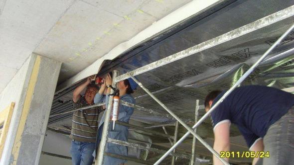 Kern aus PU - (Hausbau, Garage, Architekt)