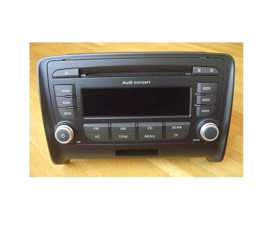 Radio audi  - (Auto, Radio, Audi)