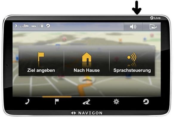 Navi Schalter - (Auto, Navigation, Navigationsgerät)