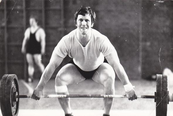 Kraftsport - (Sport, Medizin, Muskeln)