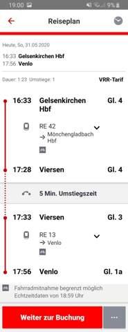 - (Zug, Venlo)
