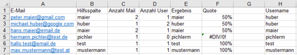 - (Computer, Excel, Formeln Excel)