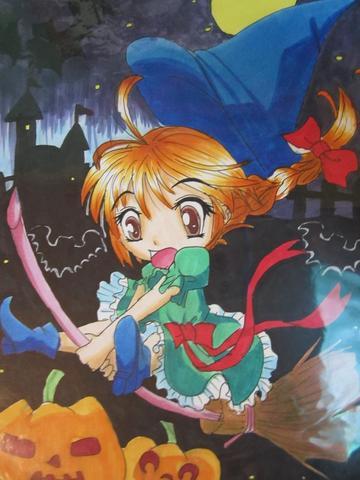 mit copic ciao - (Manga, zeichnen, malen)
