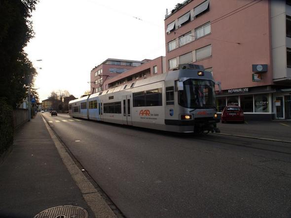 Aarau 2010 - (Bahn, Schweiz, Modellbau)