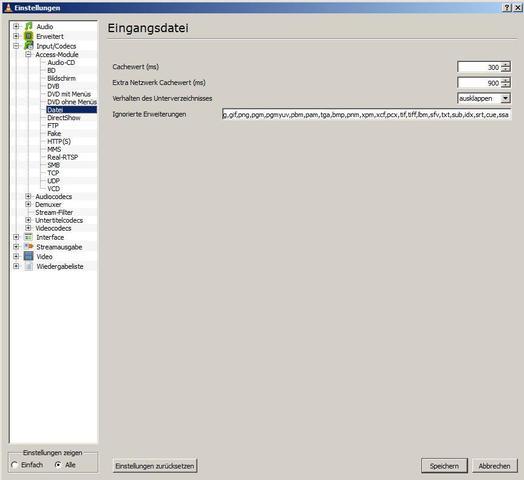 VLC-Cache - (PC, Video, Windows)