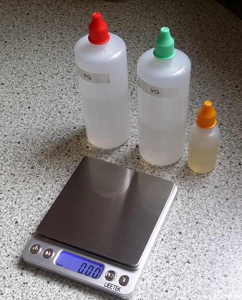 Nikotinshots wie viele Tropfen sind ein ml? (Gesundheit