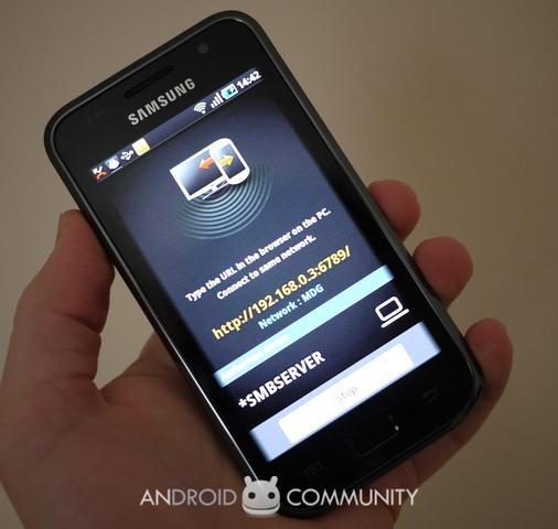 Kies air (handy) - (Handy, Samsung, App)