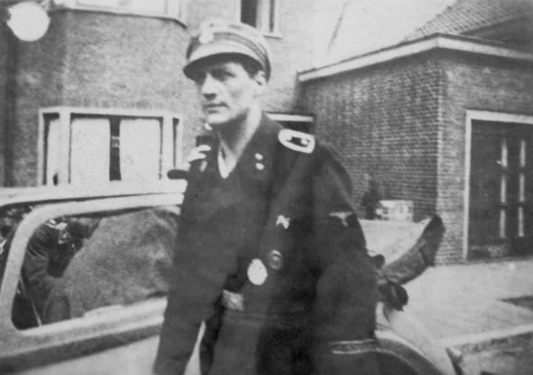 Willem Sassen - (Geschichte, Deutschland, Militär)