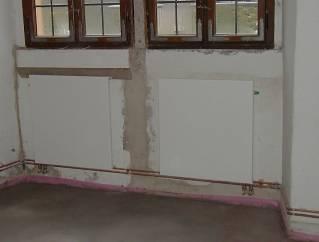 kalte aussenwand von innen isolieren wohnung heizung isolierung. Black Bedroom Furniture Sets. Home Design Ideas