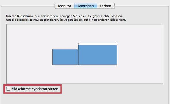 Monitore - (TV, Macbook, HDMI)