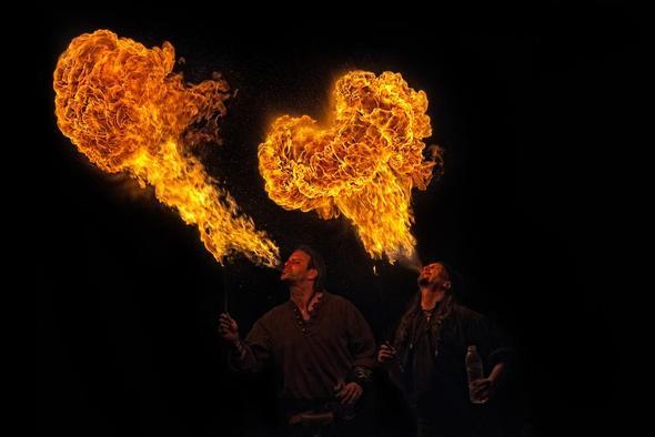 fotocommunity1 - (Wasser, Feuer, spucken)