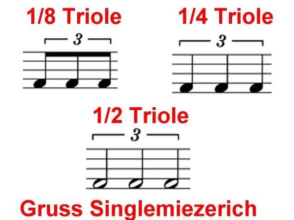 triolen - (Arbeit)