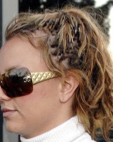 britney - (Haare, Extensions, Haarverlaengerung)