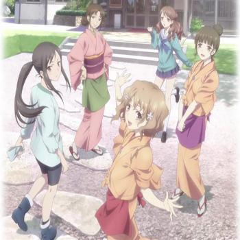 Hanasaku Iroha - (Anime, sama, kaichou wa maid)