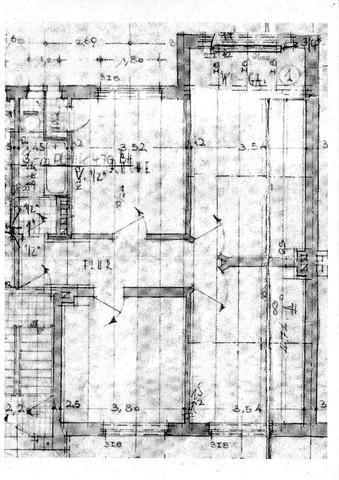 Grundriss - (Haus, Wohnung, wohnen)