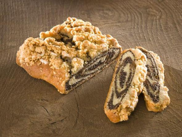 Mohnstollen - (Kuchen, Mohn)