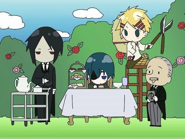als zusatz xD - (Anime, Black Butler)