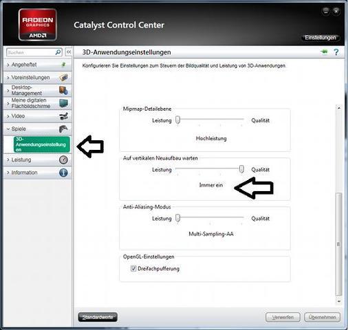 AMD / ATI - Treiber - (Computer, PC, Games)