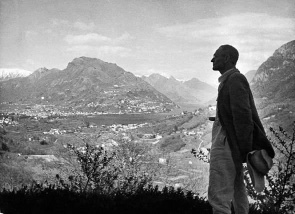 Hermann Hesse  - (Gedicht, Hermann Hesse, IM NEBEL)