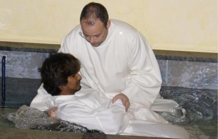Taufe - (Christentum, Glaube, Taufe)