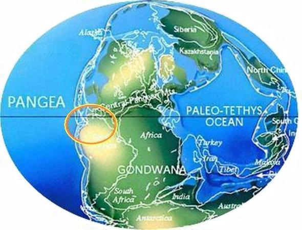 Planetenembryo im Perm - (Freizeit, Wachstum, Erdkunde)