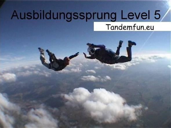 Fallschirmspringen lernen - (Fallschirmspringen, Skydiving)