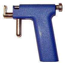 Ohrlochpistole - (Beauty, Schmerzen, Ohr)