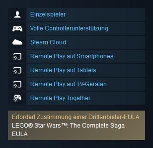 Steam Spiele Sharen