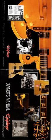 Epiphone - (Gitarre, Firma, E-Gitarre)