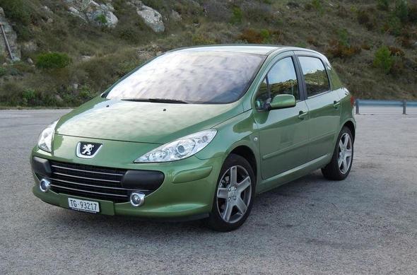 Peugeot 307 - (Auto, Elektronik, KFZ)