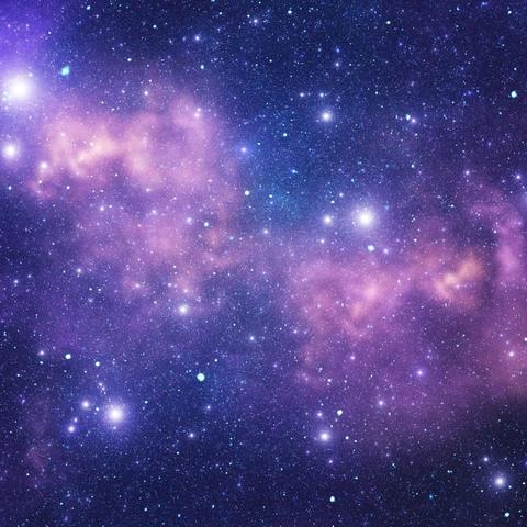 von picnik. - (galaxy, Sterne, Bilderbearbeitung)