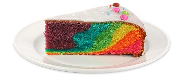 regenbogenkuchen rezepte rezept backen kuchen. Black Bedroom Furniture Sets. Home Design Ideas