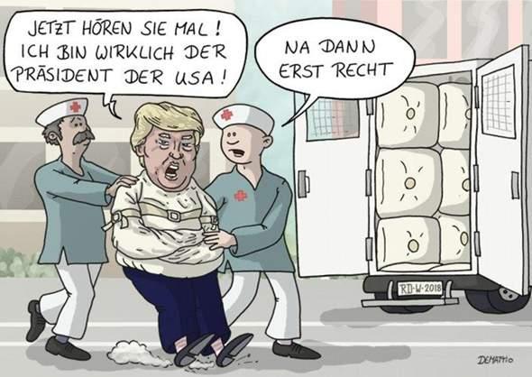 - (Politik, USA, Donald Trump)