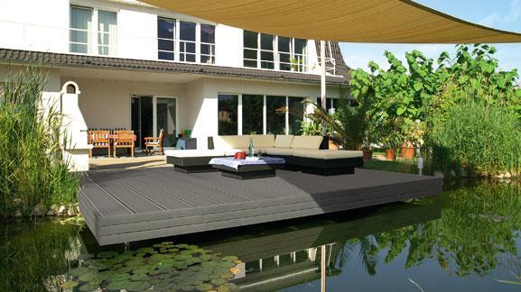 Terrassendiele - (Haus, Garten)