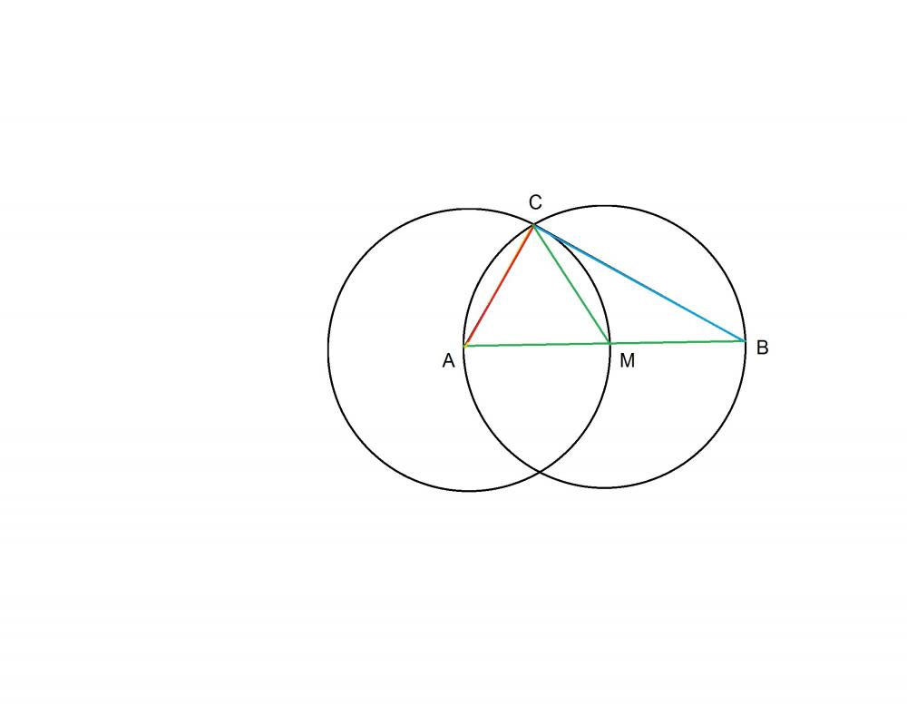 30 grad Winkel mit dem Thaleskreis konstruieren? (Mathe