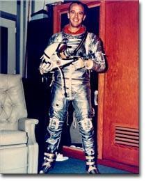 Alan Shepard - (Raumfahrt)