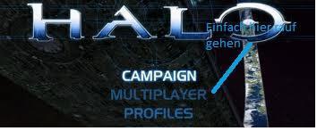 Halo Menü - (online, Xbox 360, xbox360)
