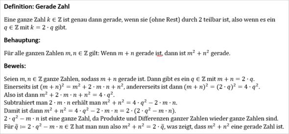 - (Schule, Mathematik, Informatik)