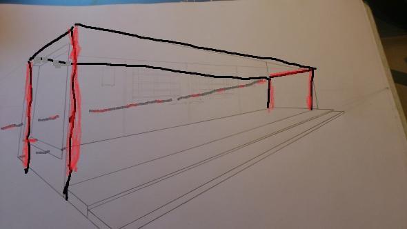 Korrektur - (Kunst, zeichnen, Zeichnung)
