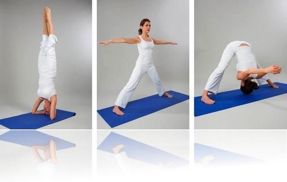 Yoga stärkt die Seele und auch den Körper - (Psychologie, Menschen, Psyche)