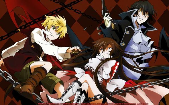 Animes Mit Dämonen
