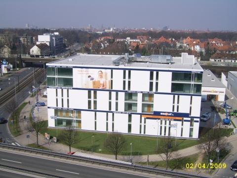 Secur Selbstlagerzentrum Hannover - (Unternehmen, Unterbringung, Lagerhalle)