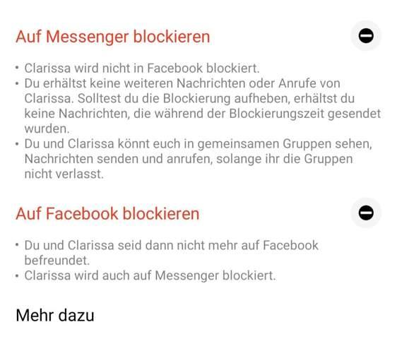 Profilbild blockierung trotz whatsapp sehen WhatsApp blockiert: