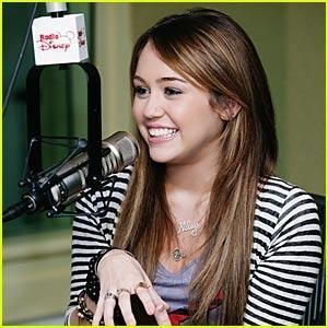 Bilduntertitel eingeben... - (Musik, Miley Cyrus, Stimmen)