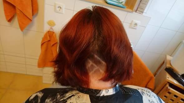 - (Haare, Beauty, Haarfarbe)